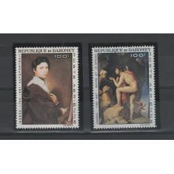 DAHOMEY 1967   QUADRI  DI INGRES   2 V MNH MF56611