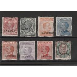 1923 SASENO SERIE  8 VAL NUOVI MLH MF56641