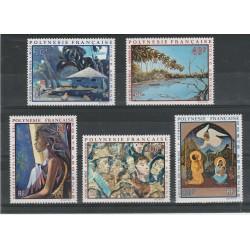 1972  POLINESIA FRANCESE QUADRI DELLA POLINESIA  1  VAL.  MNH MF56668