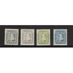 1935 ISLANDA ICELAND JOCHUMSSON 4 VAL MLH MF56765