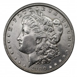 1886 STATI UNITI ONE DOLLAR MORGAN ARGENTO - SILVER ORIGINALE MF29139