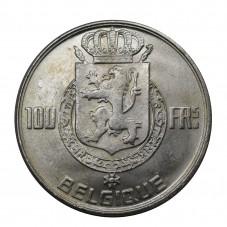 1948 BELGIO 100 FRANCHI...