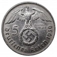 1939 GERMANIA 5 MARCHI...