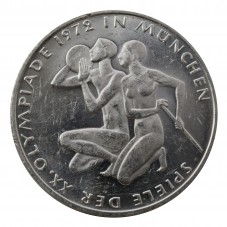 1972 GERMANIA MONETA 10...