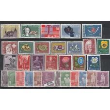 1958 SVIZZERA SWITZERLAND...