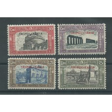 1929 TRIPOLITANIA SERIE...