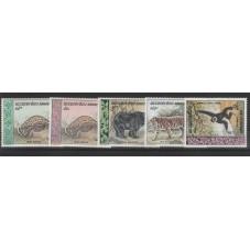 LAOS 1969 - FAUNA  ANIMALI...