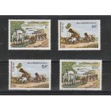 LAOS 1979  - FAUNA  ANIMALI...