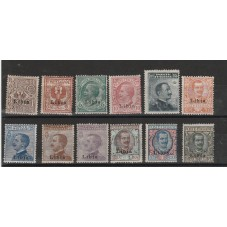 1912 - 1915 LIBIA FLOREALE...