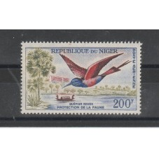 NIGER 1961 PROTEZIONE FAUNA...