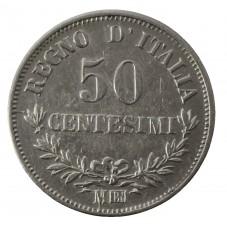 1866 REGNO D'ITALIA MONETA...