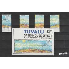 TUVALU 1994  FAUNA...