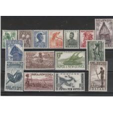 PAPUA  NEW GUINEA 1952...