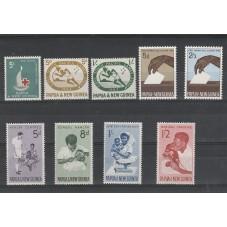 PAPUA  NEW GUINEA 1963...