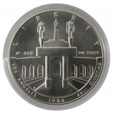 1984 STATI UNITI 1 DOLLARO...
