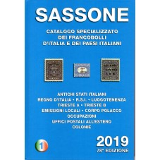 SASSONE 2019 CATALOGO...