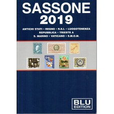 SASSONE 2019  BLU CATALOGO...