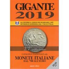 GIGANTE 2019 MONETE...