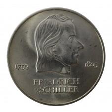 1972 GERMANIA DDR MONETA 20...