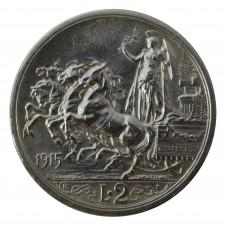 1915 REGNO D'ITALIA MONETA...