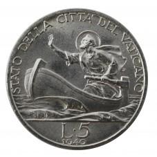 1940 CITTA DEL VATICANO...