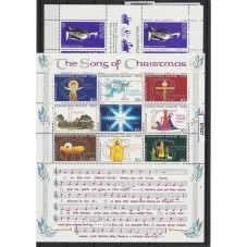 1977 CHRISTMAS  ISLAND...