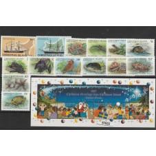 1987  CHRISTMAS  ISLAND...