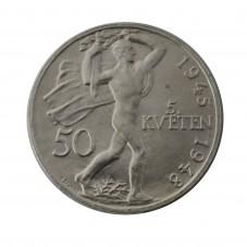 1948 CECOSLOVACCHIA 50...