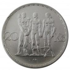 1933 CECOSLOVACCHIA 20...