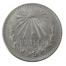 1940 MEXICO MESSICO 1 PESO...