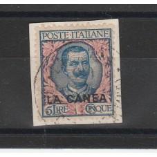 1905 LEVANTE LA CANEA  LIRE...
