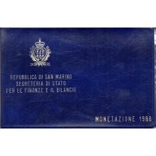 1988 SAN MARINO DIVISIONALE...