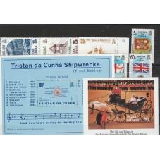 1985 TRISTAN DA CUNHA...