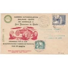 1953 ECUADOR CARRERA...