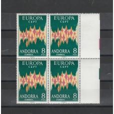1972 EUROPA UNITA CEPT...
