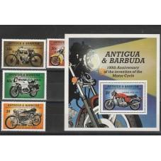 ANTIGUA & BARBUDA 1985...