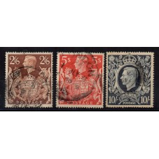 1939 GRAN BRETAGNA GB UK RE...