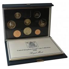 1986 GRAN BRETAGNA UK COIN...