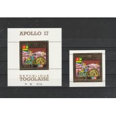 1973 TOGO -TOGOLAISE SPAZIO...