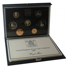 1987 GRAN BRETAGNA UK COIN...