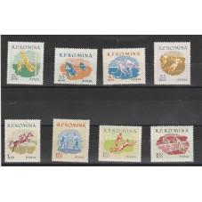 1959 ROMANIA SPORT DIVERSI...