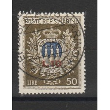 1946 SAN MARINO  OPERE...