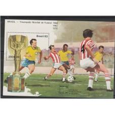 1983 BRASILE MONDIALI DI...