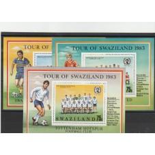 SWAZILAND 1983 TORNEO DI...