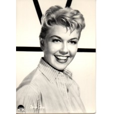 CARTOLINA D'EPOCA DORIS DAY...