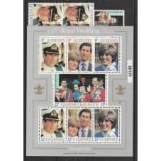 1981 GUERNSEY ROYAL WEDDING...