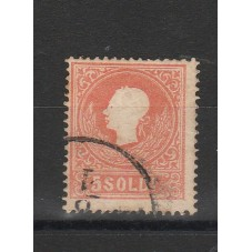1858 LOMBARDO VENETO 5...