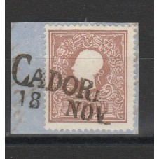 1858 LOMBARDO VENETO 10...