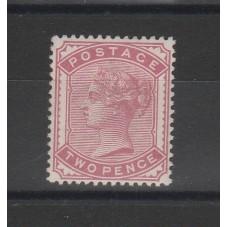 1880 GRAN BRETAGNA GB UK...