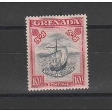 GRENADA 1937  GIORGIO VI...